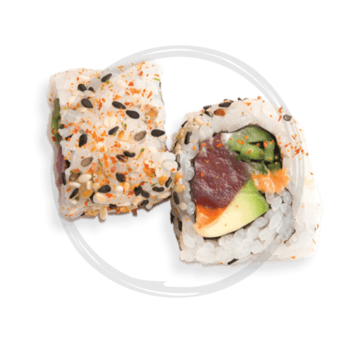 Foto Spicy Maguro Roll
